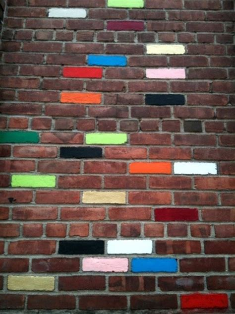 brick wall cool idea my future cafe