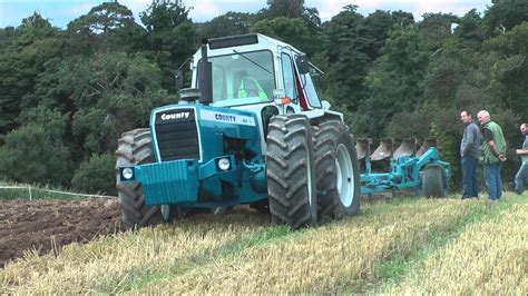 which country is ford from ford county tractor ploughing up steep hill