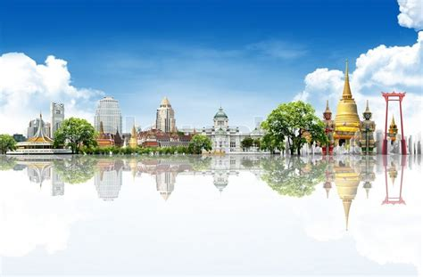 Home Decoration Inspiration by Thailand Travel Background Concept Stock Photo Colourbox