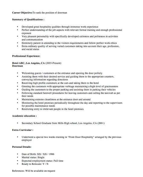 sle objectives in resume for office staff pin by kuria on oo sle resume resume worksheets