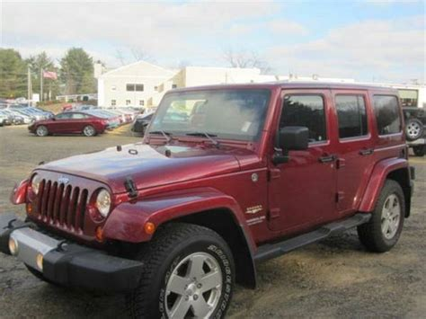 Putnam Jeep Ct 2011 Jeep Wrangler For Sale In Putnam Ct