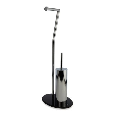 paper stand holder buy moeve stand push toilet paper holder amara