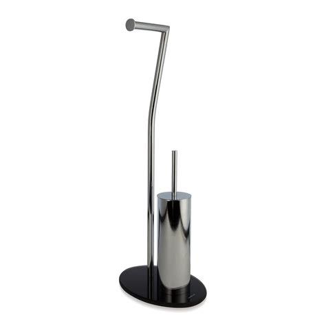 bathroom paper holder buy moeve stand push toilet paper holder amara