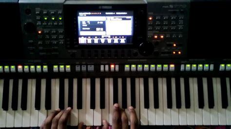 keyboard tutorial hallelujah hallelujah sthuthi mahima keyboard tutorial worship