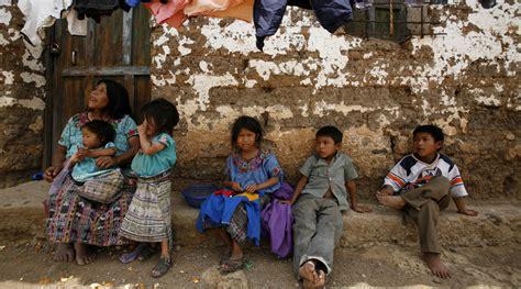 Ayunda Etnic latinoam 233 rica reduce 237 ndices de pobreza y desigualdad