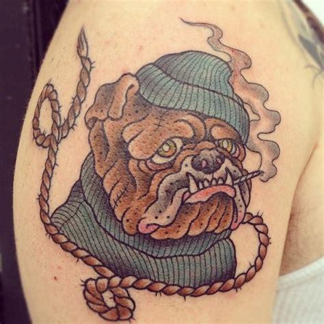 diamond tattoo lancaster ca arm tattoo of an englishbulldog english bulldog