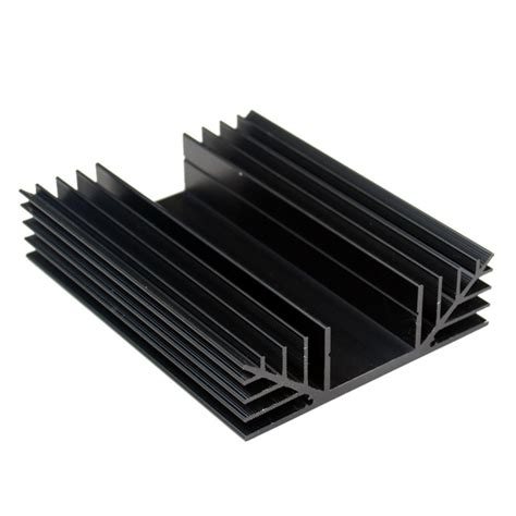 heat sink sheet aluminum cooling heat sink sunemall diy audio heat