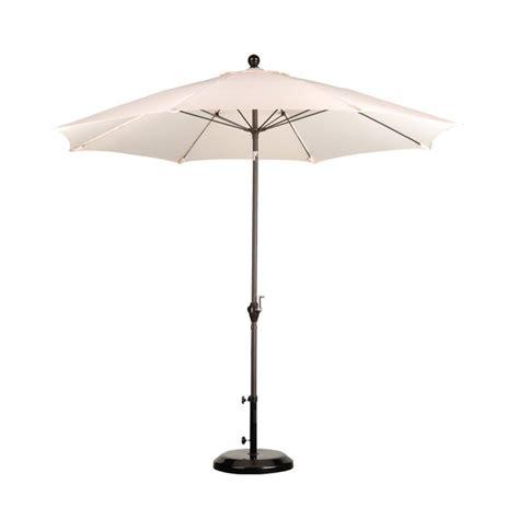 Patio Umbrella Keeps Falling Shop California Umbrella Market Patio Umbrella