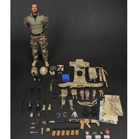 j p patches figure monkey depot boxed figure soldier story us air