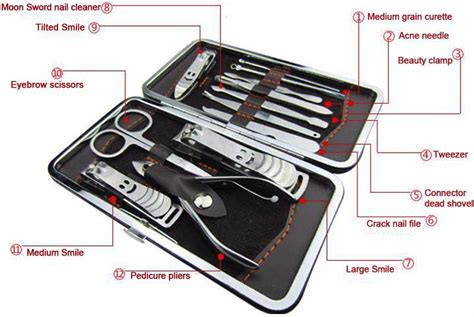 Alat Manicure Dan Pedicure alat manicure pedicure merawat kuku indah mu harga