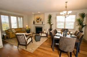 Dining Living Room Ideas How To Decorate A Small Living Room And Dining Room