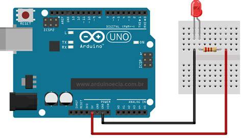 arduino led resistor arduino e cia c 243 digo de cores de resistores