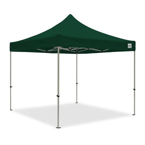 aluma 174 10x10 instant canopy kit aluminum frame caravan