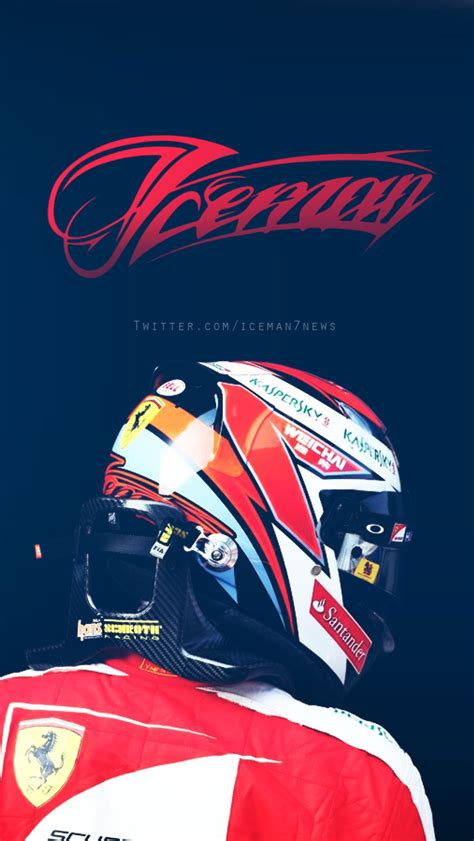 wallpaper iphone 6 f1 kimi raikkonen iphone wallpaper v2 by kraikkonen7 on