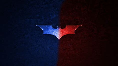 batman wallpaper blue batman logo by megustadeviantart on deviantart