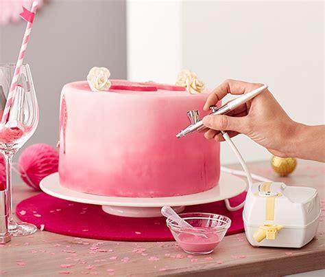 Kuchen Und Torten by Torten Und Kuchen Airbrush Set Bestellen Bei