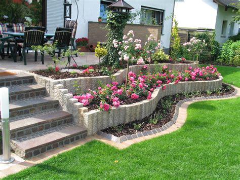 imagenes de jardines hechos con piedras dise 241 os de jardines con piedras