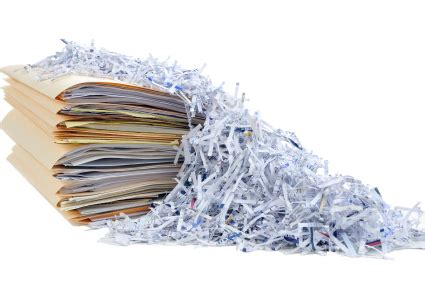 Shed Paper by Tyngsboro Ma Document Shredding