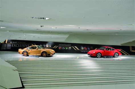 Gr Ndung Porsche by Sonderausstellung Quot 25 Jahre Porsche Exclusive Quot Magazin