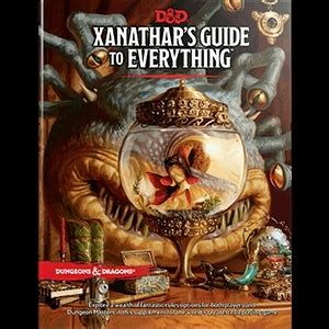 xanathar s guide to everything books icv2 xanathar s guide to everything