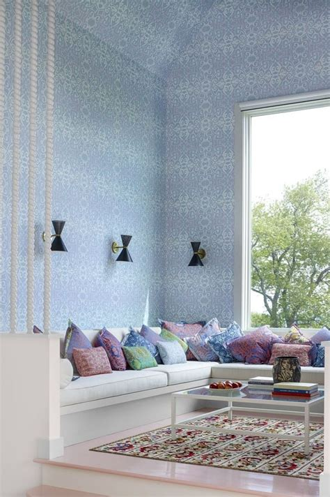 modern wallpaper design ideas colorful designer