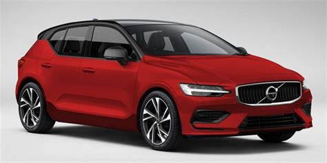 2020 Volvo S40 by New Volvo V40 2020 Cross Country Release Date Specs