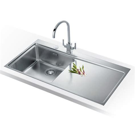 Franke Stainless Sinks by Franke Mythos Slim Top Mmx211 Rhd Mythos Sink Right