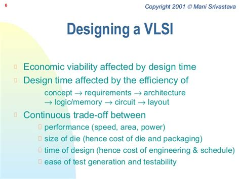 layout design for improved testability in vlsi vlsi
