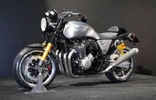 Honda Moto Honda Concept Cb Type Ii