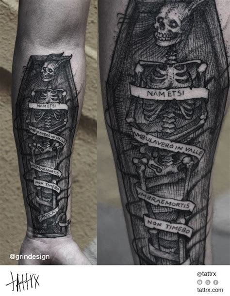 valley of death tattoo designs the gallery for gt through the valley of the shadow of
