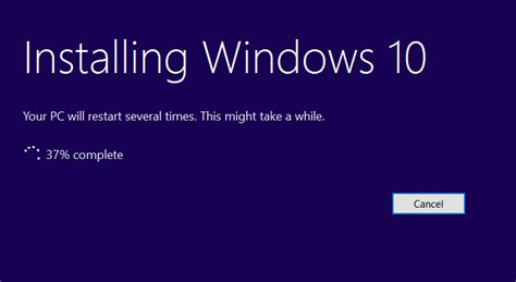 install windows 10 keep nothing use the microsoft media creation tool to force the windows