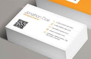 qr code generator for business cards qr code business card template medialoot