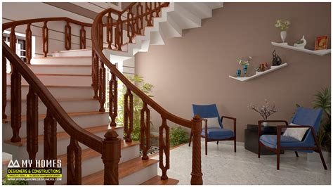 kerala home design staircase wooden staircase designs kerala www pixshark com