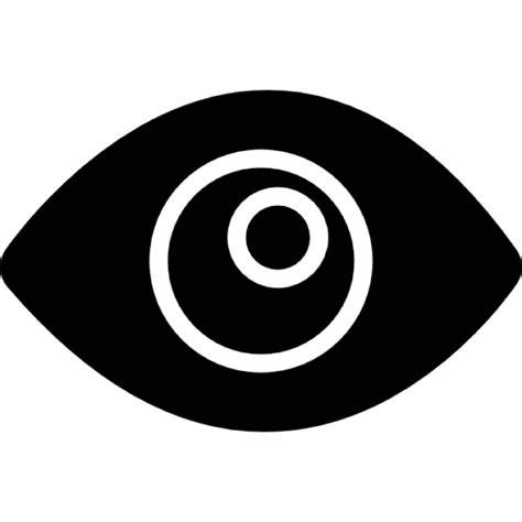 vector gratis ojo ver icono imagen gratis en pixabay imagen del ojo con la pupila blanca esquema descargar
