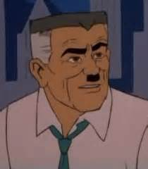 voice of j. jonah jameson spider man | behind the voice