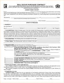 real estate contract template 7 for sale by owner contract template timeline template