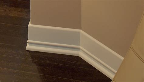 1 Inch Lumber For Floor And Wall Trim by Deco Molding Deco Style Trim And Crown Molding