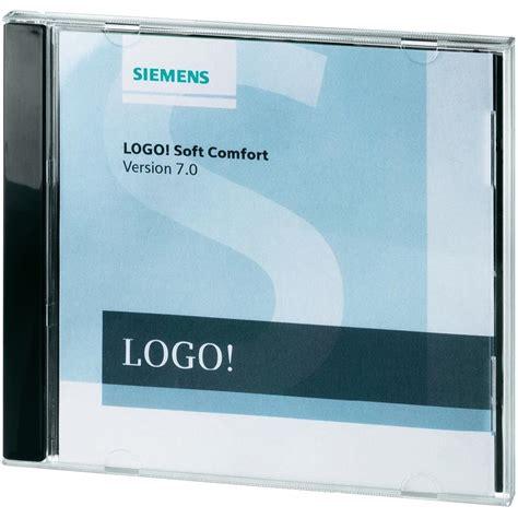 logo soft comfort sps software siemens 6ed1058 0ba08 0ya1 from conrad com
