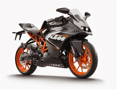 Time Of Ktm Official Photo Of Ktm Rc200