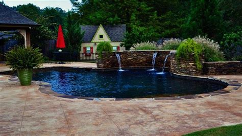 Backyard Pools Tupelo Ms Inground Pools Swimming Pools Of Tupelo More Superstore Tupelo Ms 662 842 8009