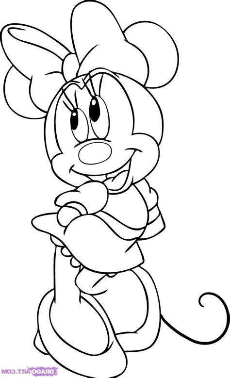 free printable coloring pages minnie mouse free coloring pages of minie mouse