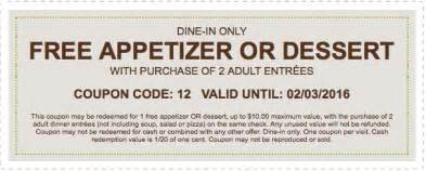 olive garden printable coupons coupon valid