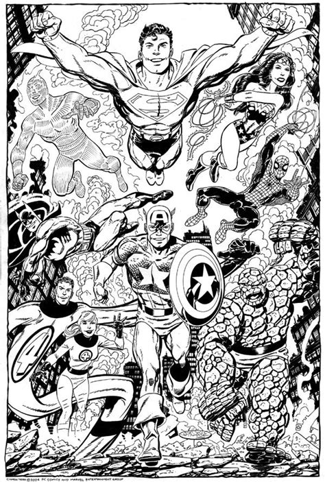 dc marvel coloring pages 145 best images about coloring pages on pinterest adult
