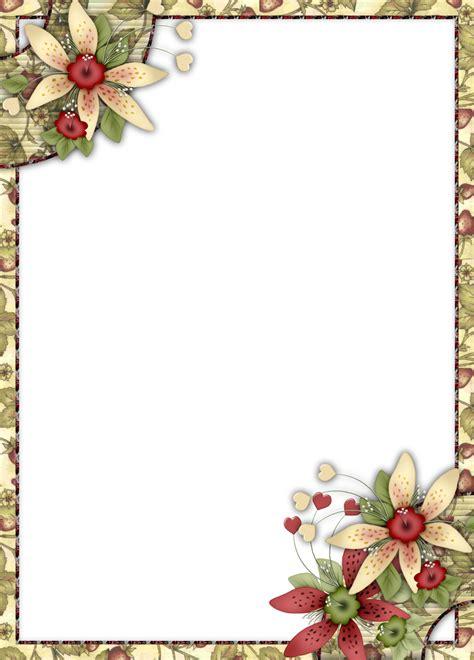 imagenes tarjetas retro flores retro marcos o tarjetas para imprimir gratis