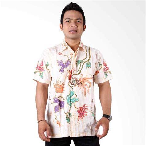 Kemeja Batik Distro Slim Kotak Hijau Hitam Premium Best Quality Kerja Jual Kemeja Batik Baju Etnik Pria Harga Terbaik