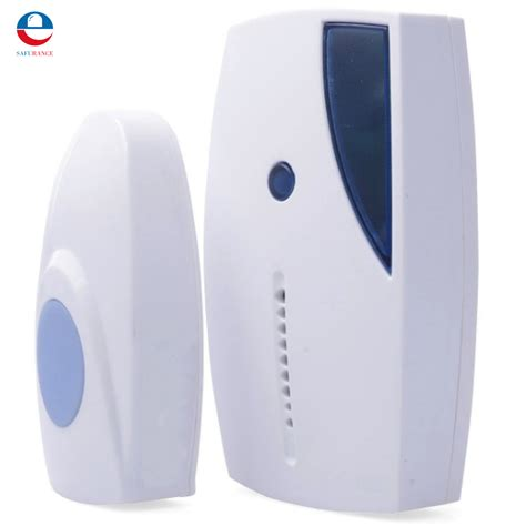 Ah028 Bell Rumah 36 Chime Song Wireless Doorbell 36 tune chimes songs waterproof led wireless doorbell