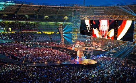 concerto vasco olimpico concerti stadio olimpico i locali a roma the carousel