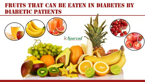 fruit and diabetes fruits that can be eaten in diabetes by diabetic patients