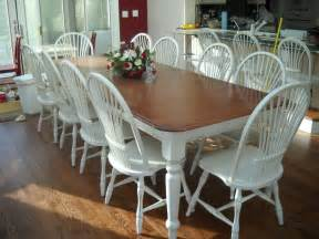 Refinishing Dining Table White Dining Table At The Galleria