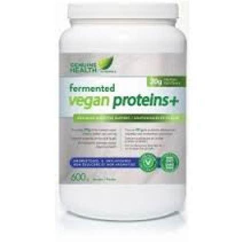 Genuine Health Detox Reviews by Genuine Health Fermented Vegan Protein 600g Powder
